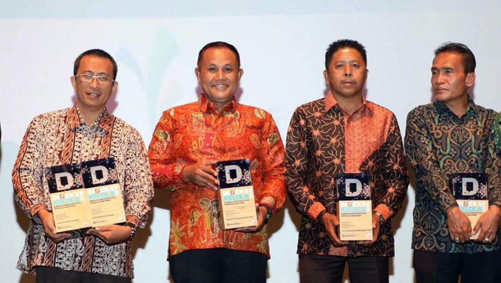 FB_IMG_1543495145249-1024x578 Pemkab Lamsel Raih Penghargaan IKK & EP Pengelolaan APBD 2018