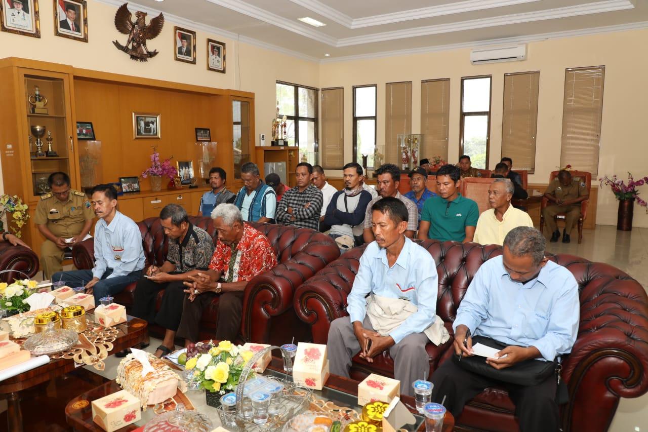 IMG-20181105-WA0078 Plt. Bupati Lamsel, Nanang Ermanto Terima Audiensi HNSI