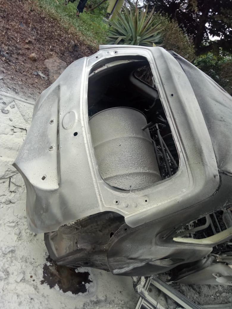 IMG-20181113-WA0090 Toyota Avanza BE 1441 EO Terbakar Di Pintu Masuk Perumnas Hartono