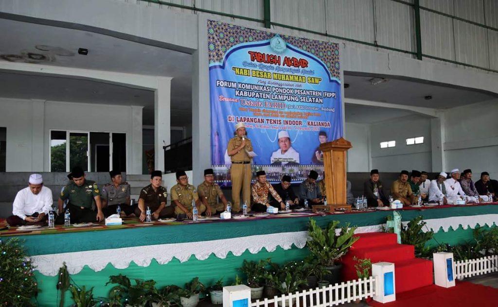FB_IMG_1543906557394-1024x632 Selain Hadirkan Pentas Seni & Ustadz Jebolan Aksi Indosiar, FKPP Juga Berikan Santunan Kepada Anak Yatim