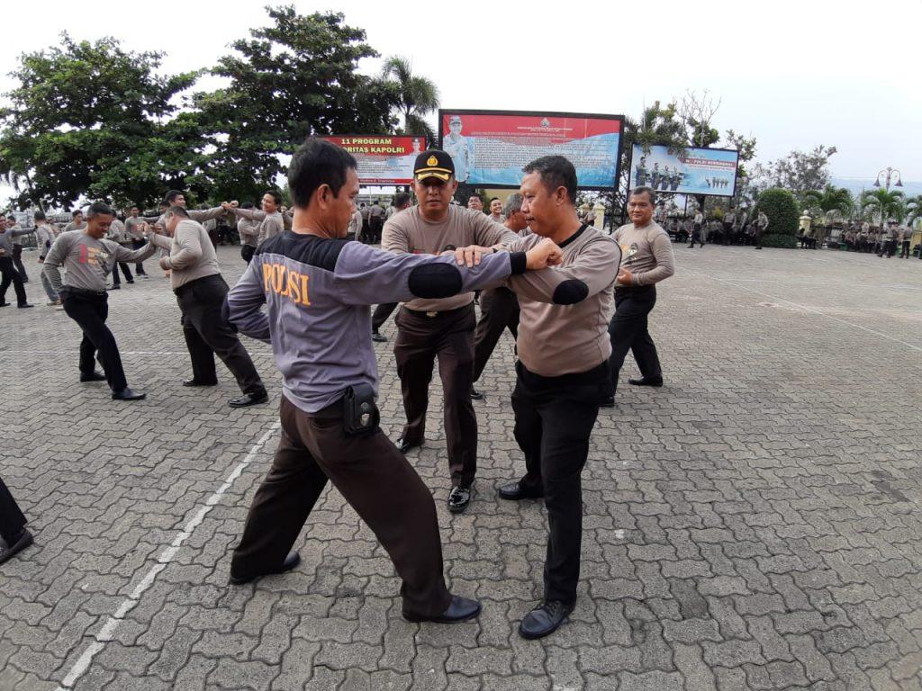"""IMG-20181211-WA0017-1024x768 AKBP. Tri Suhartanto : """"Pelatihan Beladiri Harus Realistis Dalam Pengertian Mendekati Keadaan Yang Sebenarnya"""""""