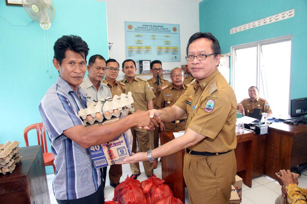 IMG-20181211-WA0055-1024x682 Sambangi Kecamatan Penengahan, Tim IV Tanggap Bencana Banjir Berikan Bantuan Di 4 Desa