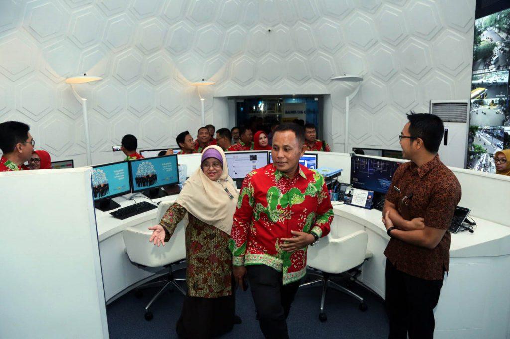 IMG-20181220-WA0020-1024x682 Kungker Ke Bandung, Pemkab Lamsel Kunjungi Command Center