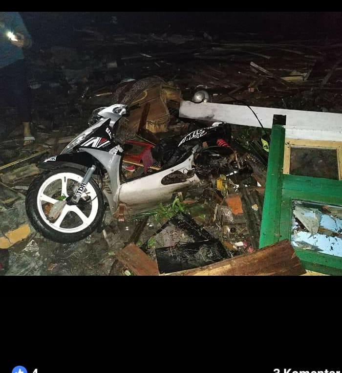 IMG-20181222-WA0093 Gelombang Air Laut Hantam Kalianda & Rajabasa, Berikut Dampaknya