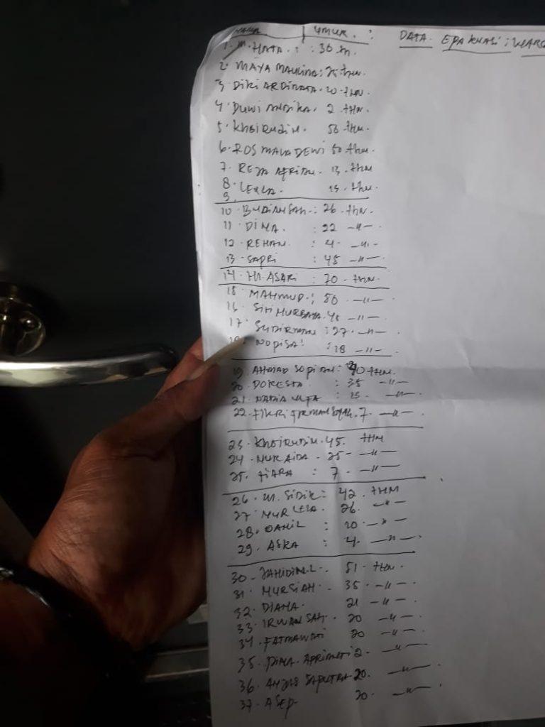 IMG-20181225-WA0099-768x1024 (Video) Warga Pulau Sebesi Yang Dievakuasi Di Tenis Indoor