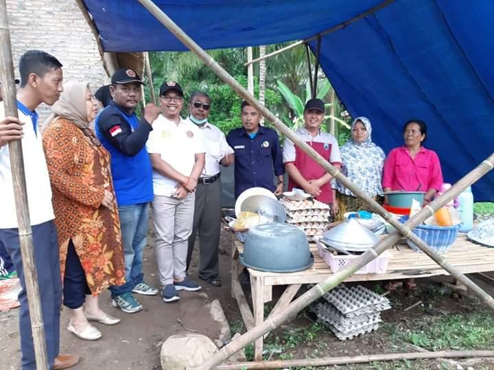 IMG-20181226-WA0143 Berjiwa Sosial Tinggi, Karang Taruna Peduli Tsunami Lamsel Terus Bergerak Gelar Aksi Kemanusiaan
