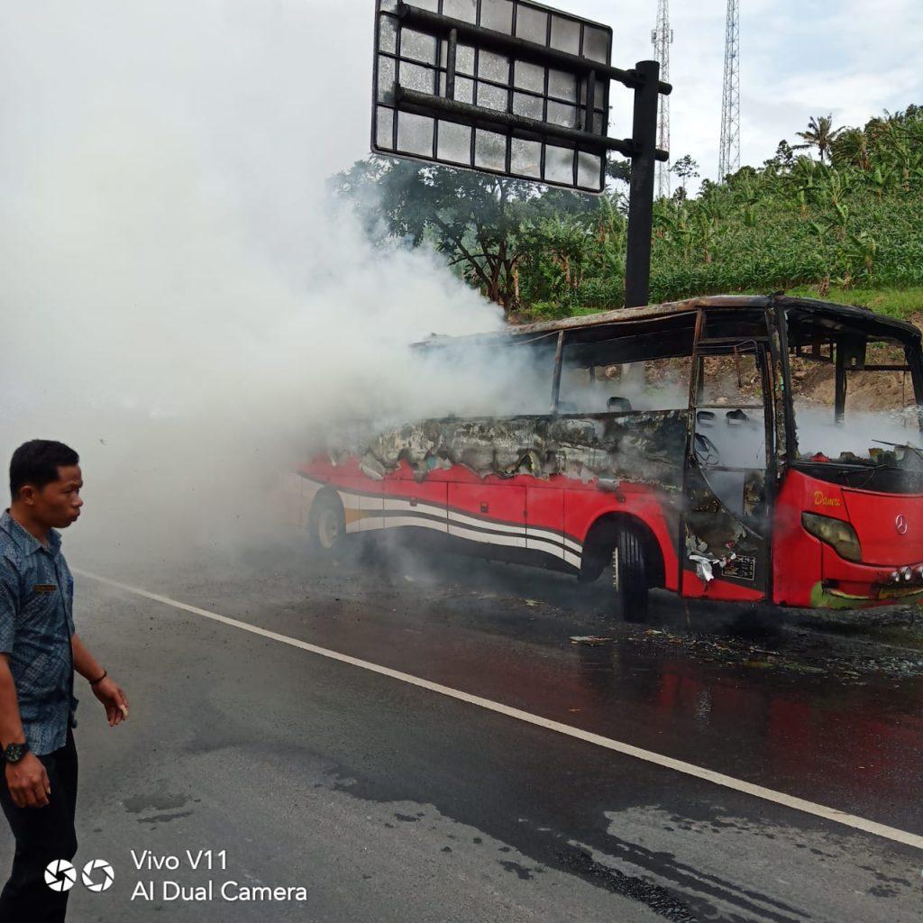 IMG-20181227-WA0138-1024x1024 Bus DAMRI Terbakar, 2 Armada Pemadam Diterjukan Oleh Damkar Lamsel