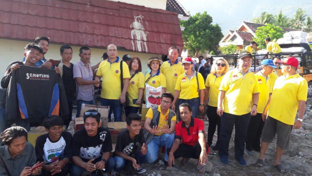 IMG-20190104-WA0121-1024x576 Paguyuban Marga Huang Jakarta-Lampung, Salurkan Bantuan Logistik Kepada Warga Kunjir