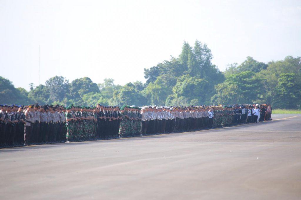 IMG-20190322-WA0095-1024x682 Menkopolhukam Pimpin Apel Gelar Pasukan TNI-POLRI Dalam Menghadapi Pemilu 2019