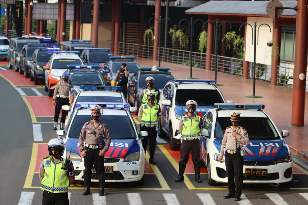 IMG-20200915-WA0037 Adi Ferdian Pimpin Ops Yustisi Hinga Gelar Patroli Corona Mobile Patrol Di Bandara Soetta