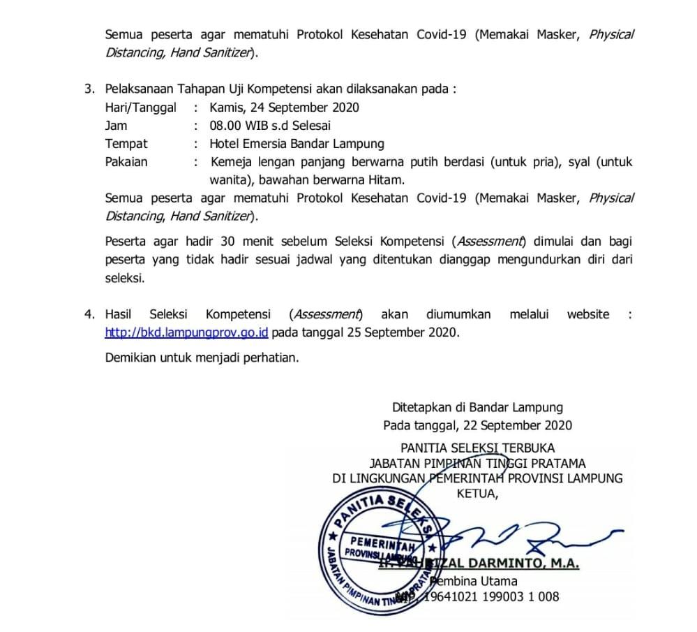 IMG-20200923-WA0039 Empat Pejabat Pemkab Lamsel Lulus Seleksi Terbuka JPTP Provinsi Lampung